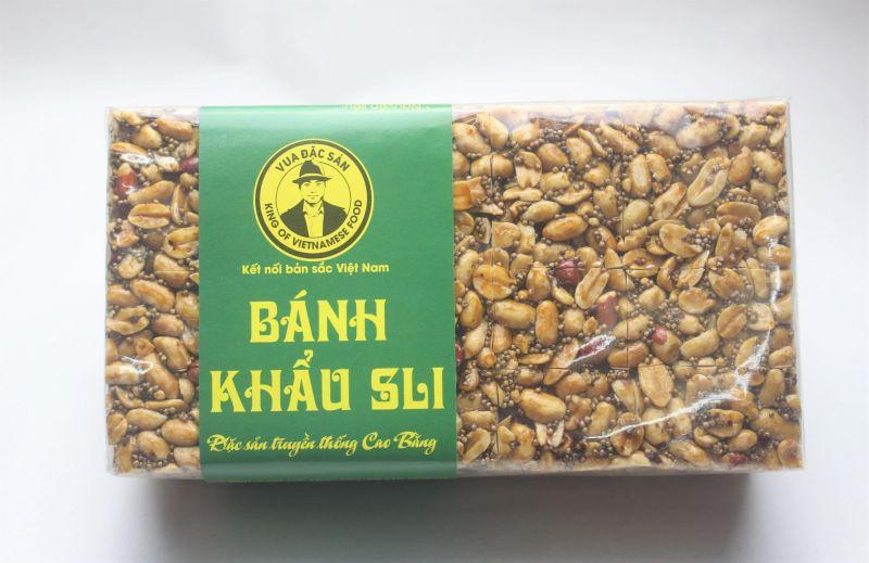 Bánh KHẨU SLI - đặc sản nổi tiếng Cao Bằng