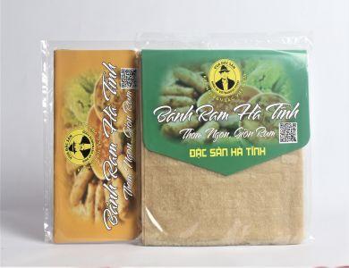 Bánh Ram (bánh đa nem) - đặc sản Hà Tĩnh